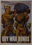 Carry Your Share, Buy War Bonds by Joseph Hirsch