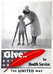 Give ... For Health Service