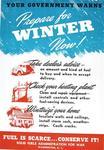 Prepare For Winter Now!