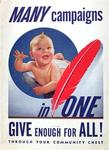 Many Campaigns In One, Give Enough For All!