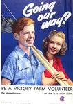 Going Our Way?  Be a Victory Farm Volunteer