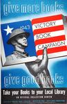 Give More Books, Victory Book Campaign, Give Good Books