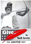 Give ... For Youth Service, The United Way