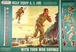Help Equip GI Joe with Your War Savings