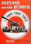 Defense Needs Rubber, Save Your Tires