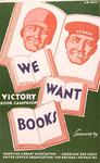 We Want Books