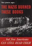 Ten Years Ago: The Nazis Burned These Books