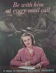 Be With Him At Every Mail Call by Lejaren A. Hiller