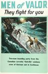 Men of Valor they Fight for You by Hubert Rogers