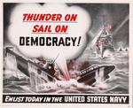 Thunder On Sail On Democracy
