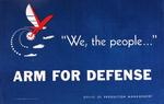 """We the People..."" Arm for Defense"
