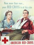 Now More than Ever... Your Red Cross is at His Side by Whitman