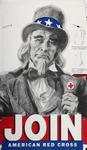 Join American Red Cross by James Montgomery Flagg