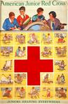 American Junior Red Cross by Paul Martin