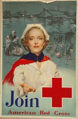 Red Cross Ww2 World War Ii Posters Bangor Public Library