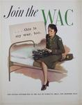 Join the WAC ... This is My War, Too!