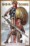 USA Bonds, Third Liberty Loan Campaign, Boy Scouts of America by Heyendeck