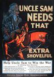 Uncle Sam Needs that Extra Shovelfu