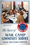 The Spirit of War Camp Community Service
