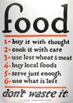 Food, Don't Waste it