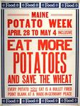 Maine Potato Week by unknown
