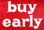 Buy Early by Locally made