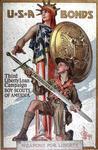 USA Bonds, Third Liberty Loan Campaign, Boy Scouts of America