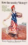 Sow the Seeds of Victory! by James Montgomery Flagg