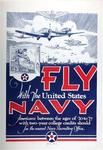 Fly With the United States Navy by John Whitcomb