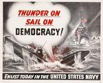 Thunder On Sail On Democracy