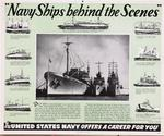 Navy Ships Behind the Scenes