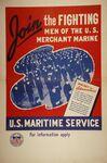 Join the Fighting Men of the U.S. Merchant Marine