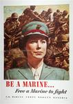 Be a Marine... Free a Marine to Fight