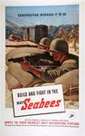 Build and Fight in the Navy Seebees by John Falter