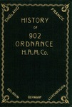 History of the 902nd Ordnance Heavy Automotive Maintenance Company, 1942, 1943, 1944, 1945