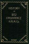 History of the 902nd Ordnance Heavy Automotive Maintenance Company, 1942, 1943, 1944, 1945 by Floyd K. Smith