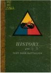 History of the 745th Tank Battalion, August 1942 to June 1945