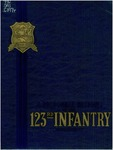 Regimental history, 123rd Infantry; a pictorial history -- World War II