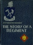 The story of a regiment, a history of the 179th Regimental Combat
