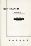 180th Infantry: a regiment of the 45th Infantry Division