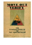 Move out, verify: the combat story of the 743rd Tank Battalion by United States Army, Wayne Robinson, and Norman E. Hamilton