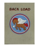 Back load: February 1943 - June 1944, 433rd troop carrier group, New Guinea by United States Army Air Forces