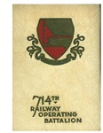 714th Railway Operating Battalion by United States Army