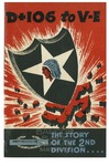 D + 106 to V-E: the story of the 2nd Division by Eward W. Wood and United States Army