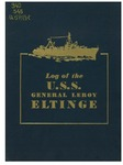 Log of the U.S.S. General Leroy Eltinge (AP-154)