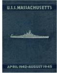 A pictorial history of the U.S.S. Massachusetts by United States Navy