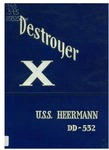 War history of the U.S.S. Heermann by United States Navy