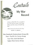 Contrails, my war record: a history of world war two as recorded at U. S. Army air force station #139, Thorpe Abbotts, near Diss, county of Norfolk, England