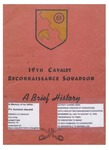 19th Cavalry Reconnaissance Squadron: A Brief History by United States Army